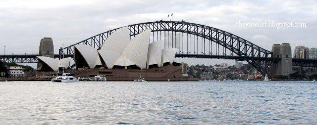 Where to Eat in Sydney, NSW, Australia