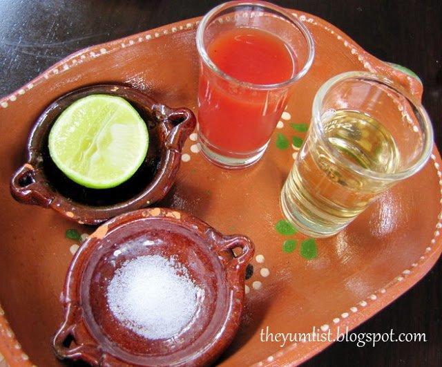 La Mexicana, authentic Mexican, Ampang, Kuala Lumpur, tequila, tacos, Margaritas