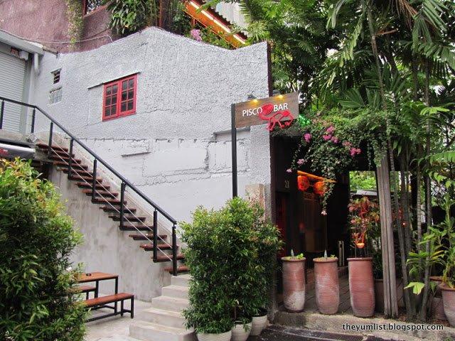 Pisco Bar, Bukit Bintang, Kuala Lumpur, Malaysia