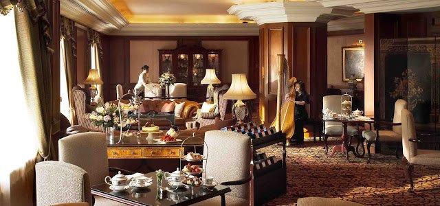 Afternoon Tea, Ritz Carlton, Kuala Lumpur, Malaysia