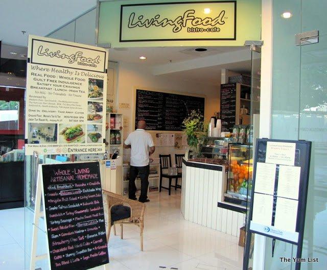 Living Food, Raw, organic, vegetarian, whole food, real food, best restaurant in KL