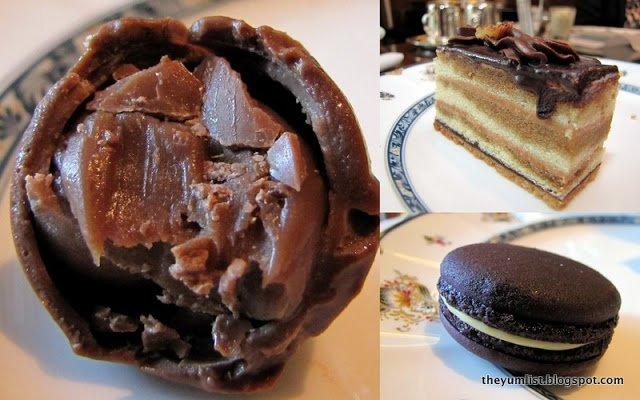 Ritz Carlton Kuala Lumpur, Afternoon tea, 5 star hotel, dessert