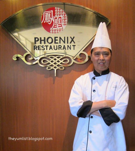 Phoenix Restaurant, Holiday Inn, Glen Marie, Shah Alam, Malaysia