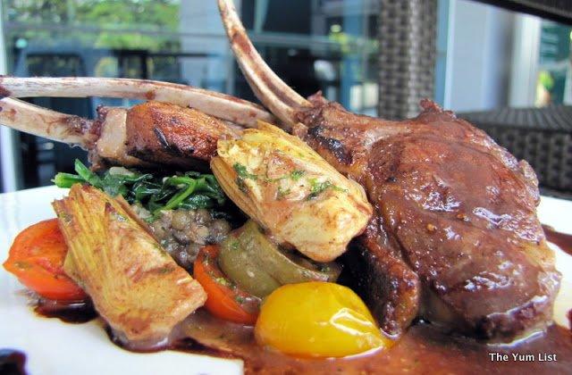 Millesime, Publika, best restaurant in Kuala Lumpur, fine dining, modern European, wine pairing