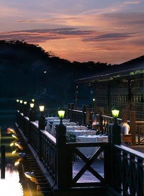 Senja, Saujana hotel, Italian, Restaurants in Shah Alam
