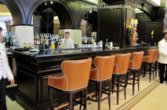 The Bar, The Majestic Hotel Kuala Lumpur, Malaysia