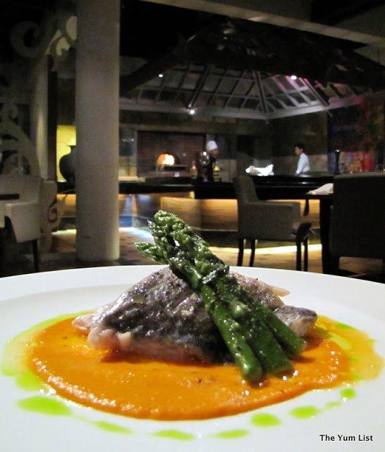 Senja, Italian Restaurant, Saujana Hotel, Sha Alam, Valentine's Day menu,