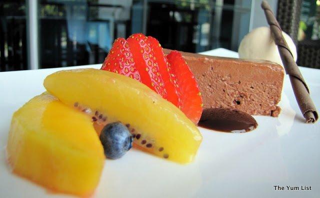 Millesime, modern European, best restaurant in Kuala Lumpur, Publika, wine pairing