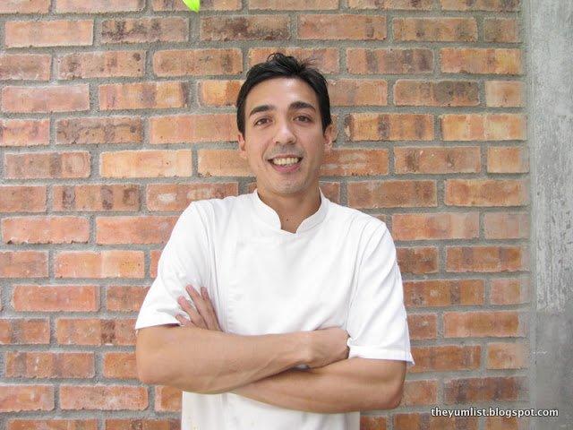 Chef Mashad Pino, Hit and Mrs. Bangsar, Malaysia