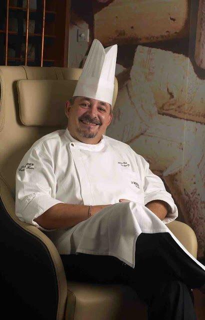 Chef Antoine Rodriguez, Executive Chef at Le Meridien Kuala Lumpur