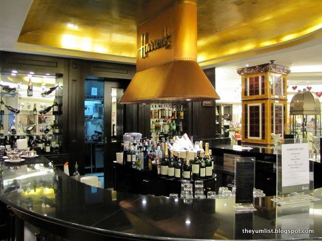 Cocktails at Harrods, KLCC, Kuala Lumpur, Malaysia