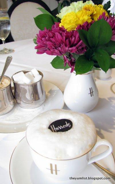 Harrods KLCC, Afternoon Tea