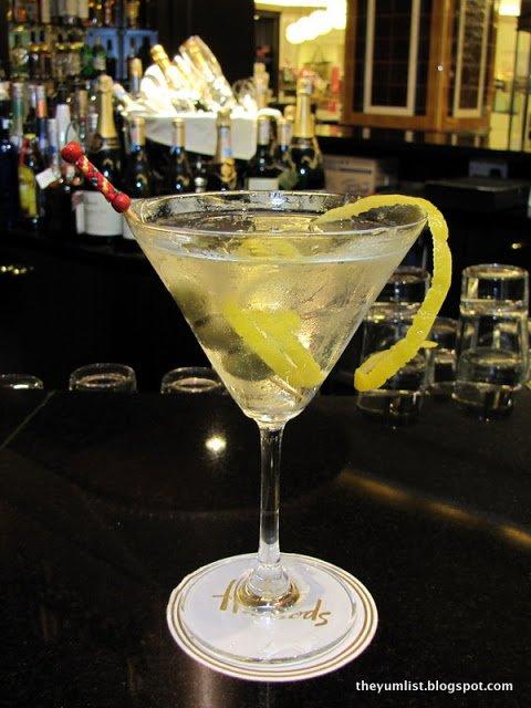 Harrod's KLCC, the bar, cocktails,