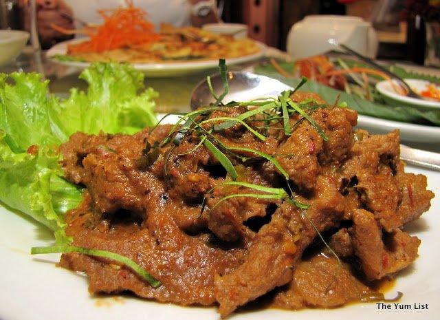 Old China Cafe, Chinatown, Petaling Street, best nyonya in Kuala Lumpur