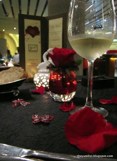 Valentine's Day at Shook! Feast Village, Starhill Gallery, Kuala Lumpur