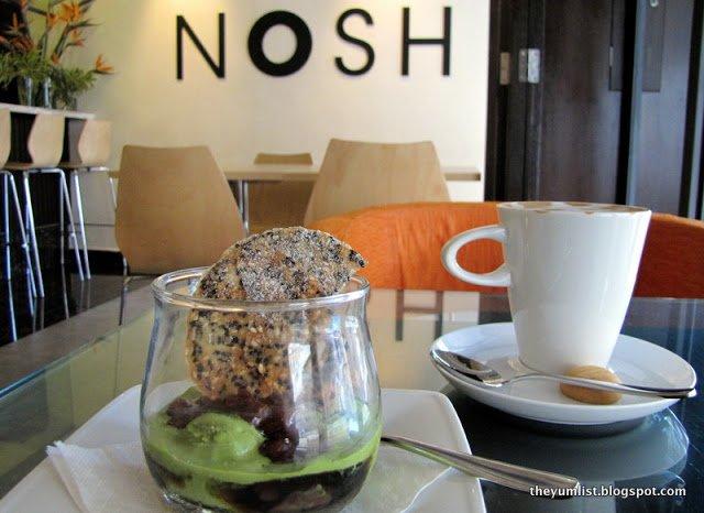 Afternoon Tea at Nosh, Bangsar, Malaysia