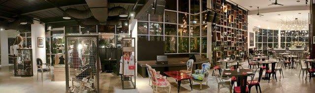 Renoma Cafe Gallery, Weekend Bubbly Brunch, Kuala Lumpur, Malaysia