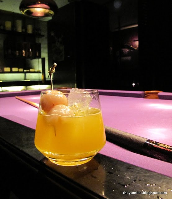 Tate, Intermark, Bar, Big Group, cocktails, whiskey, pool table, gentlemen's club