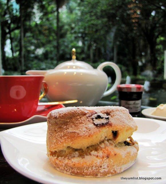 Afternoon Tea, Shangri-La, Kuala Lumpur, Malaysia