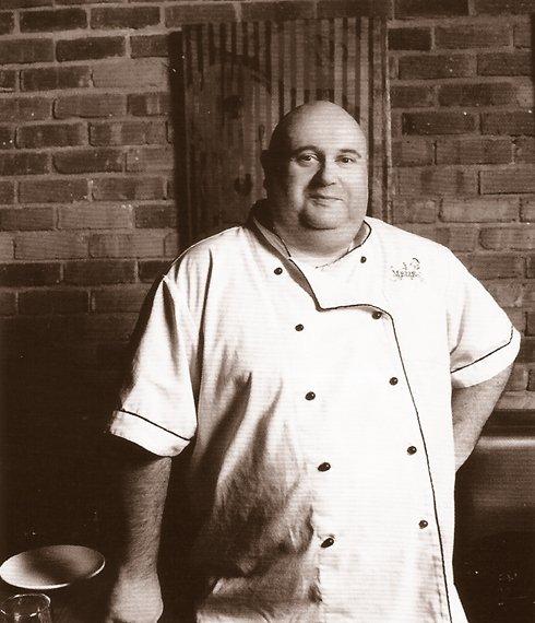 Chef Yves Pierre Renou, Mezze Bistro, Malaysia