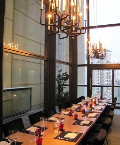 Cantaloupe, Sky Dining, The Troika, Kuala Lumpur, Malaysia