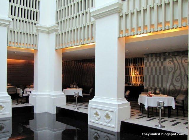 Frangipani, Fine Dining in Changkat Bukit Bintang, Kuala Lumpur, Malaysia