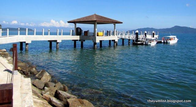 Water sports at shangri la 39 s tanjung aru resort and spa for Shangri la barcelona