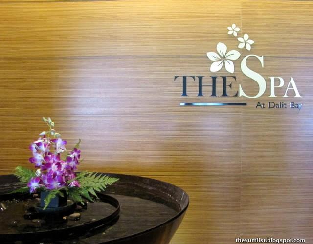 The Spa, Shangri-La's Rasa Ria Resort and Spa, Kota Kinabalu, Sabah, Borneo