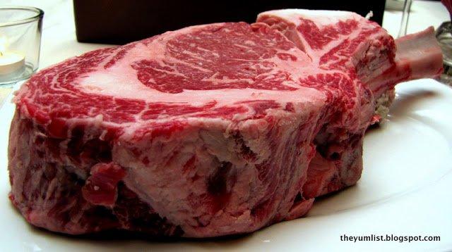 Prime, Le Meridien Kuala Lumpur, steakhouse, best steak in KL, fine dining