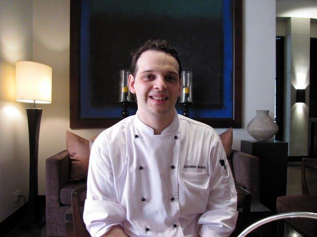 Chef Alexander Waschl, The Club, Saujana Resort, Malaysia