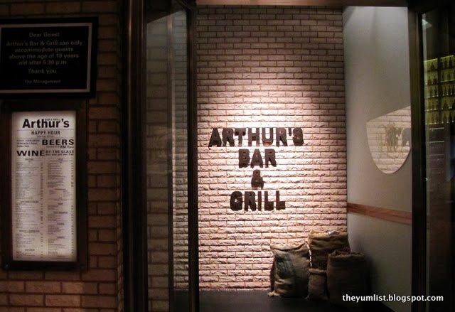 Arthur's Bar and Grill, Shangri-La Hotel, Kuala Lumpur, Malaysia