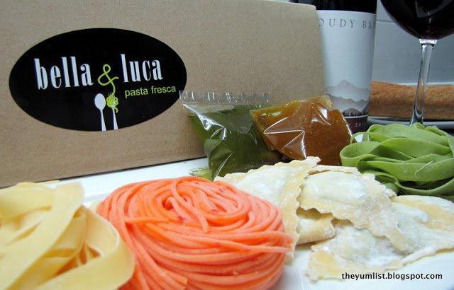 Bella and Luca Pasta Fresca, Village Grocers, Bangsar Village I, Kuala Lumpur Malaysia