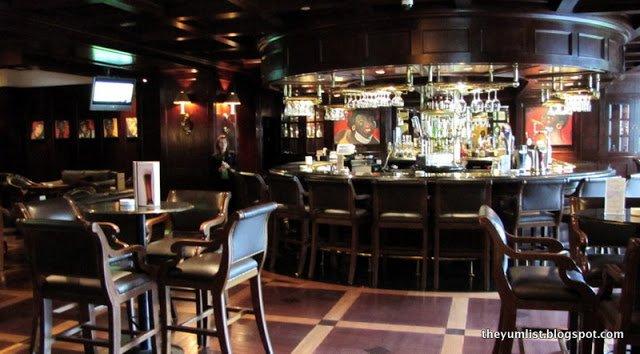Bentley's Pub, InterContinental Kuala Lumpur, Malaysia