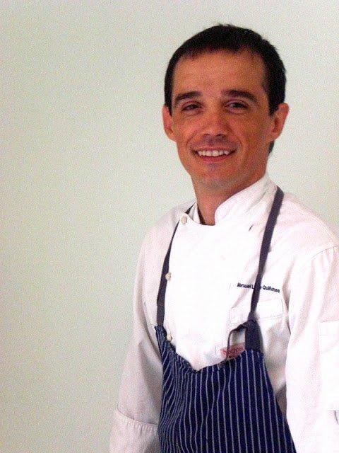 Chef Manuel Lopez, Frangipani, Changkat Bukti Bintang, Kuala Lumpur, Malaysia