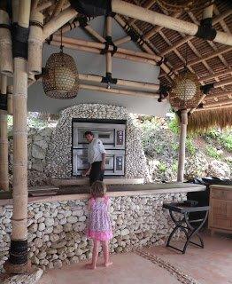 Pizza Oven, Finn's Beach Club, Ungasan, Bali