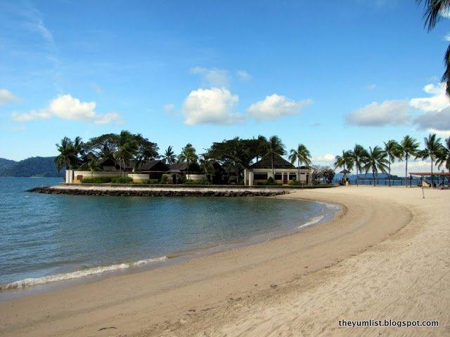 Chi, The Spa, Shangri-La's Tanjung Aru Resort, Kota Kinabalu, massage
