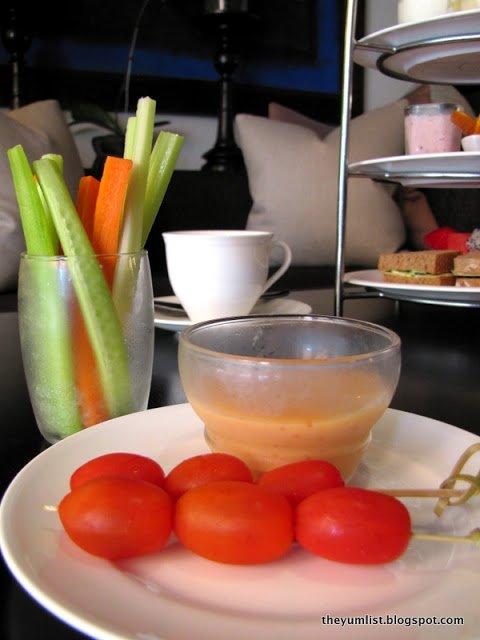 Afternoon Tea, The Lounge, The Club, Saujana Resort,