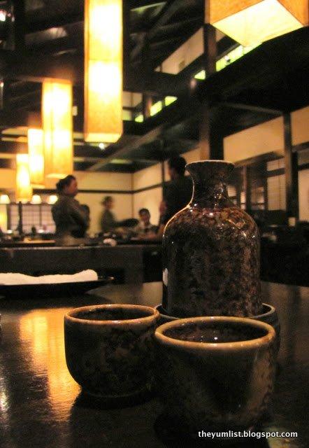 Kogetsu Japanese Restaurant, Saujana Hotel, Shah Alam, Malaysia