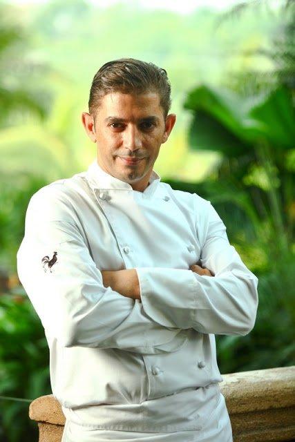 Chef AbdeLhak BouRenane – Pomelo, The Banjaran Hotsprings Retreat