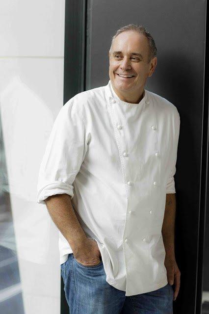 Chef Philip Johnson, Brisbane, Australia