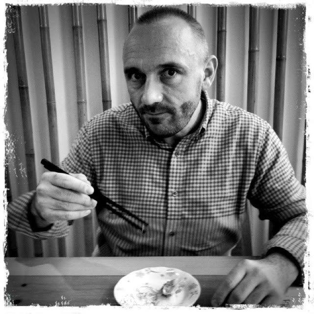 Chef Chris Bauer, Troika Sky Dining, Kuala Lumpur, Malaysia