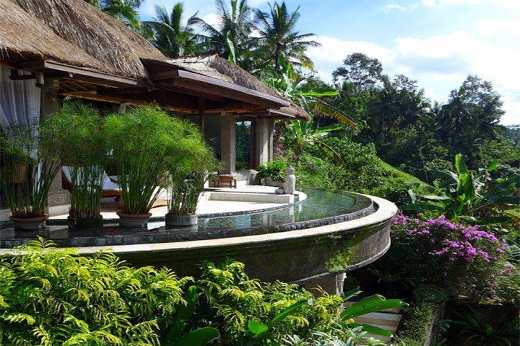Lembah Spa, Viceroy Bali, Ubud