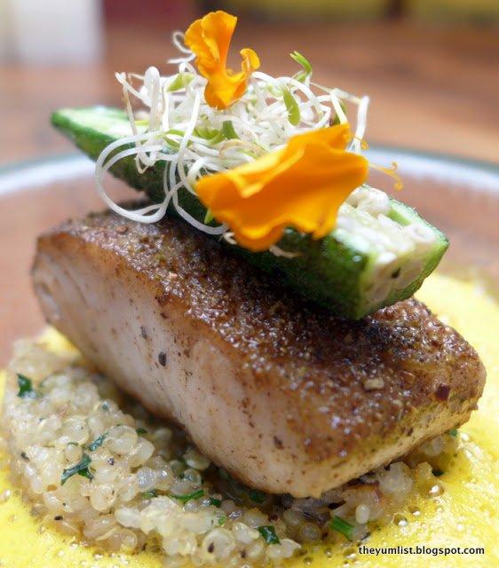 Fire, W, Seminyak, Bali, best restaurant in bali, starwood hotel, chef richard millar