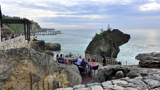 Rock Bar, Ayana Resort, Jimbaran, Bali, best bar in Bali, world's best bar