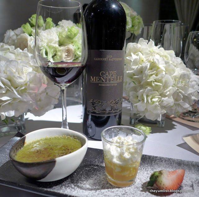 best wine, best fine dining