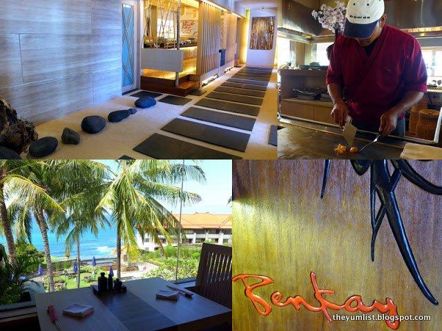 Benkay Restaurant, Grand Nikko Bali, Indonesia