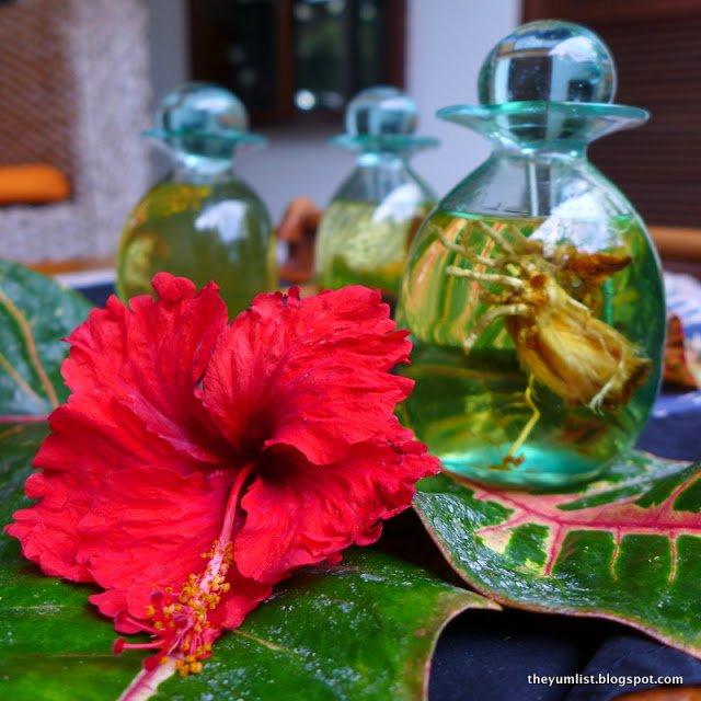 Spa at Jamahal, Jimbaran Bay, Bali,