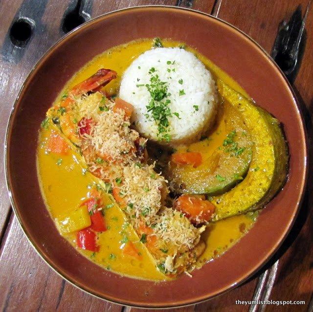 Seafood Moqueta and Latin Cocktails - La Boca Latino Bar, Pavilion, best restaurants Kuala Lumpur