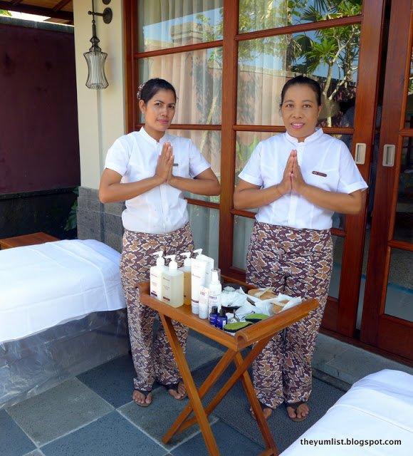 Mandara Spa, Nikko Bali, spas in Bali, Nusa Dua