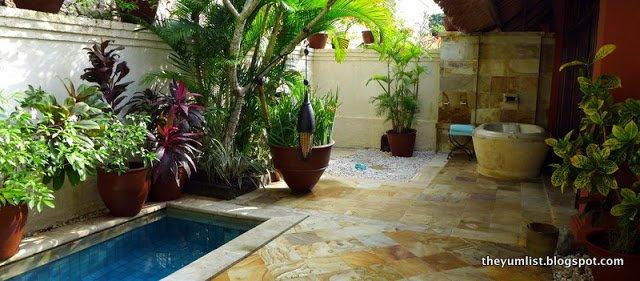 Spa at the Four Seasons Resort Jimbaran Bay, Bali, best spa in bali